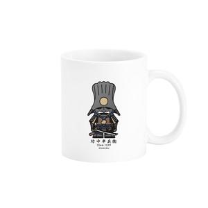 マグカップ(竹中半兵衛)