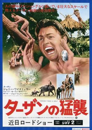ターザンの猛襲【1974年公開版】
