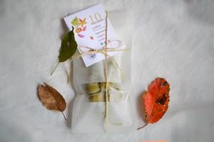 秋colorスノーボールクッキー(抹茶きなこ)