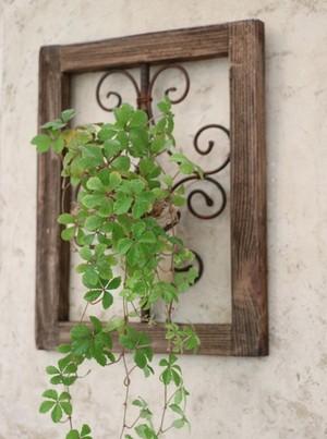 アンティーク風小窓フレームキット