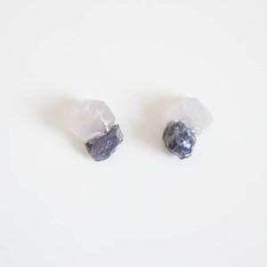 gem pierce <lavender×navy>