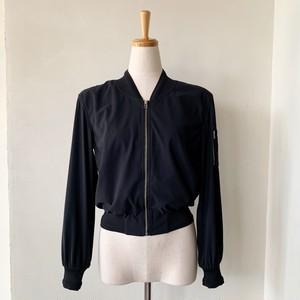 Double Standard Clothing Sov.×akko3839コラボ (ダブルスタンダードクロージング) ショートブルゾン 0505-020-194