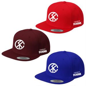 CIRCLE LOGO SNAPBACK CAP