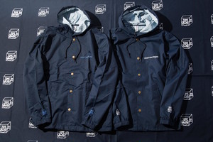 CRASTY des CROWN HOODY COACH JKT