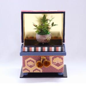 金沢インテリア茶箱クラブ 季(とき)の箱 「鏡獅子」