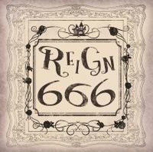 1st FULL ALBUM 【666】A-type