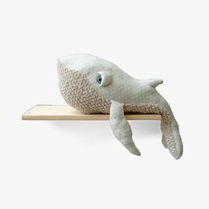 BigStuffed(ビッグスタッフ)|クジラ|Albino|Small