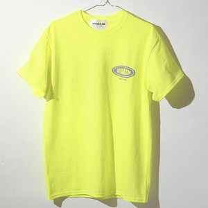 CIRCLE LOGO TEE(Yellow)