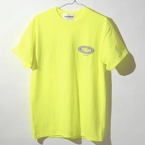CIRCLE LOGO TEE(Yellow)