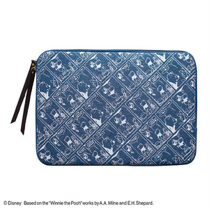 PRINT/POOH CARRYING CLUTCH/YY-D015 BL