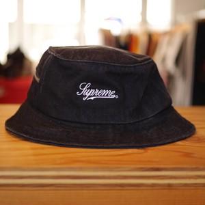 Supreme Zip Twill Crusher Hat