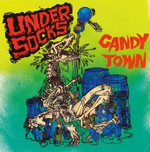 UNDER SOCKS / CANDY TOWN