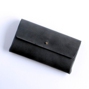 suare long wallet #D.gray/ スアレロングウォレット #ダークグレー 長財布