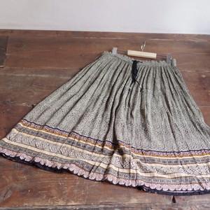 India Rayon Skirt / レーヨン スカート