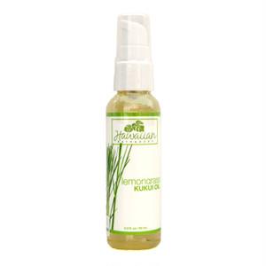 Hawaiian Bath&Body Kukuioil Lemongrass