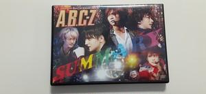 A.B.C-Z Johnny's Dome Theatre 〜SUMMARY 2012〜 【DVD】 ※ポストカードなし