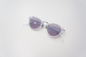 Satchmo03 -CLEAR×SILVER&LT.GRAY- / A.D.S.R.