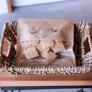 米粉クッキー(味噌)
