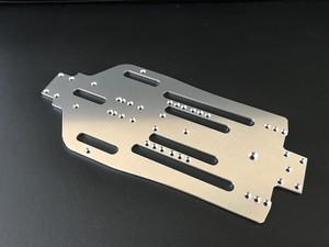 【40%OFF :送料無料】HPI D413 用 オリジナルアルミロングシャーシ 軽量化バージョン