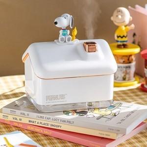【韓国限定】peanuts snoopy room light humidifier / ピーナツ スヌーピー ルームライト USB 加湿器 照明 公式 韓国雑貨