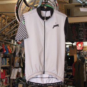 TEAM DREAM BICYCLING TEAM / Grey FS Lightweight Jersey