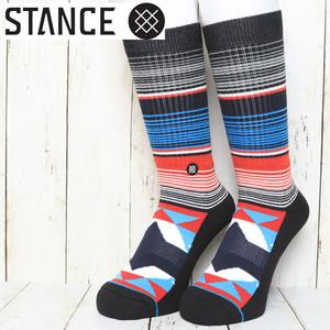 [メール便対応] STANCE スタンス SAN BLAS SOCKS ソックス 靴下 M556A17SAN