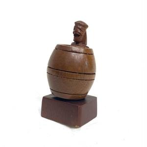 樽の置物 (sa200)