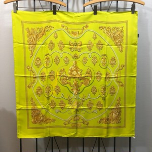 .HERMES CARRES90 SESAME LARGE SIZE SILK 100% SCARF MADE IN FRANCE/エルメスカレ90 セザムシルク100%大判スカーフ 2000000033488