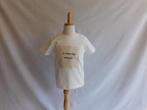 【ZEKKEN】Tシャツ オフホワイト
