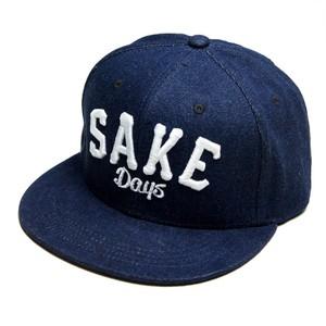 【CAP】SAKE Days / デニム