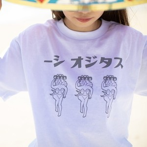 STUDIO SEA / Hanagasa girl's tee