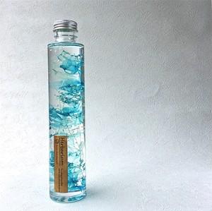 【受注生産品】倉敷ハーバリウム アイスブルー