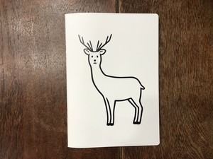 SAFE DEER (notebook)【新品】