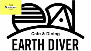 EARTH DIVER Donation Postcard/500