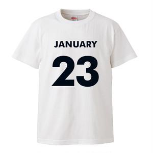 1月23日