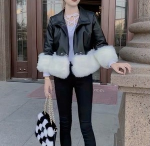 lady coco coat 4color