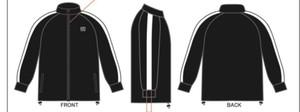 【限定受注生産】KYUS ラインウィンドブレーカー ジャケット