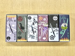 一期一振with粟田口(6個入)刀剣ようかん部隊セット