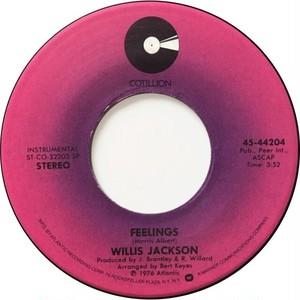 Willis Jackson – Feelings / Do It, To It