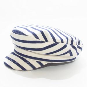 Edo Hat / Stripes Marin Cap ストライプマリンキャップ