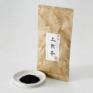 有機 上煎茶 100g