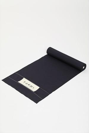 きもの / 十日町紬 / 撚り / Dark Navy (With tailoring)
