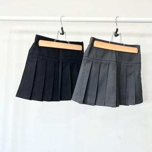 フォーマルプリーツスカート