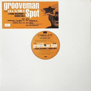 "【ラスト1/12""】grooveman Spot -[ETERNAL DEVELOPMENT]REMIXES PART.3"