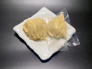 オリジナル自家製麺【追加麺】150g×2