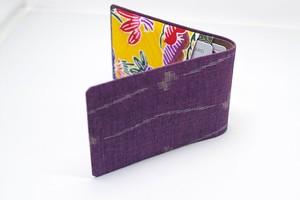 カードケース(折り畳みタイプ・4ポケット)c406