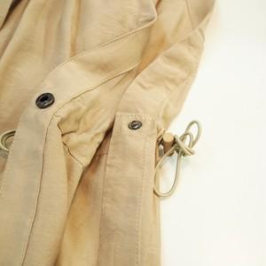 airy long jacket