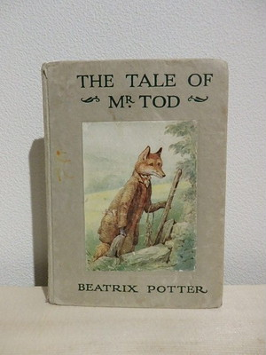THE TALE OF MR. TOD/ビアトリクス・ポター(Beatrix Potter)