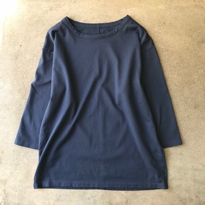 one f HB Tee TRUE NAVY