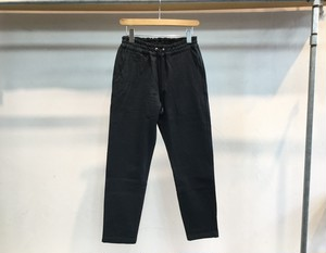 "FLISTFIA""Relaxed Pants Old Black"""